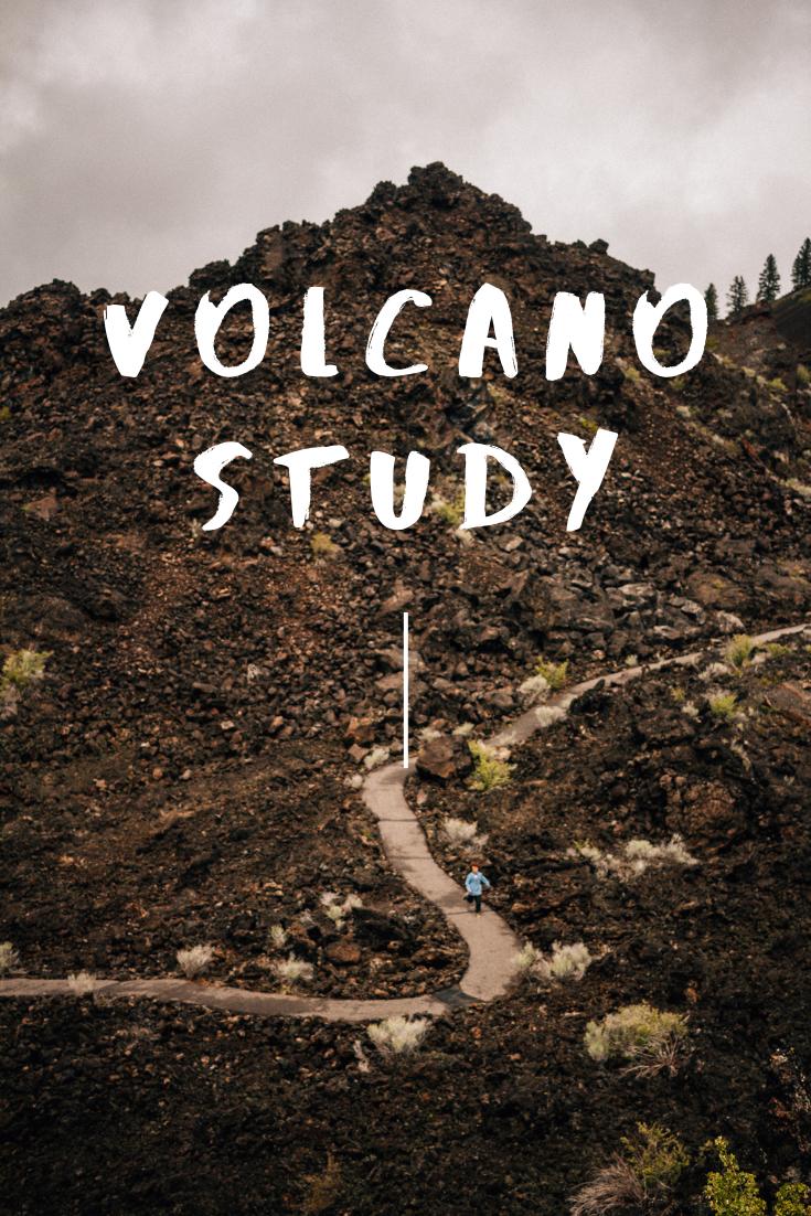 Kindergarten Volcano Study: Rewilldhood