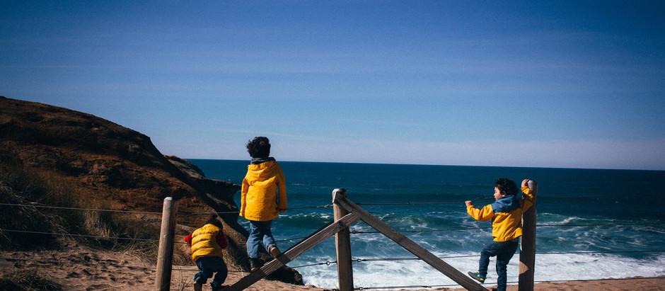 Unschooling Field Trip : Beach Day