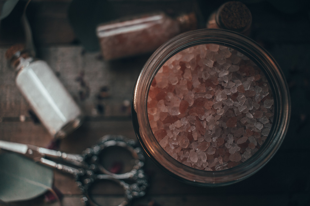 Wild Rose Bath Salt Recipe: Rewildhood