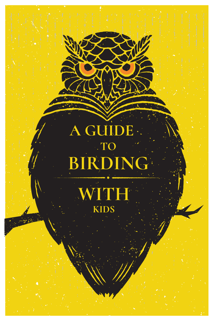 How to go birding with kids-Rewildhood