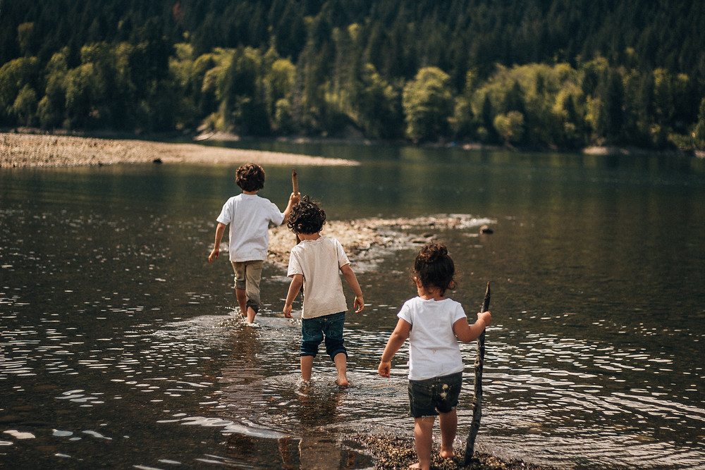 Weekend Roadtrips-Unschooling Adventures-Lake Cushman