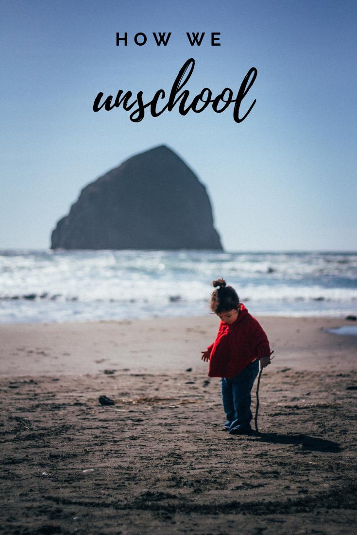 How we unschool-Rewildhood