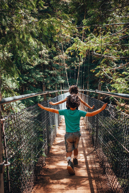 Rewildhood: Drift Creek Falls Trip