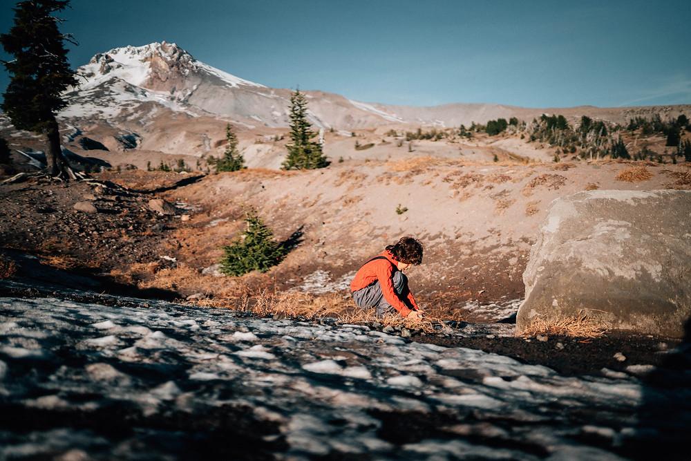 Rewildhood- Mt. Hood