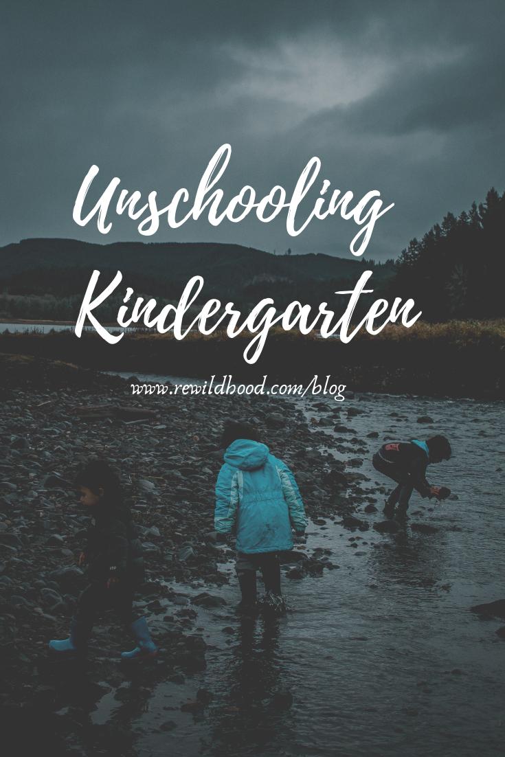 Unschooling Blog : Rewildhood
