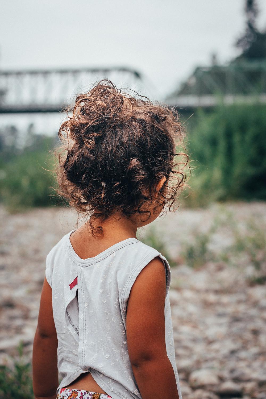 Hiking with Kids -Kari Wilde