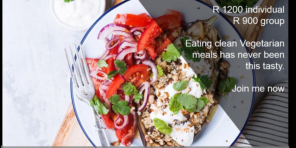 21-Day Vegetarian Clean eating Family Program