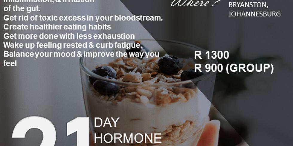 21-Day Hormone Detox