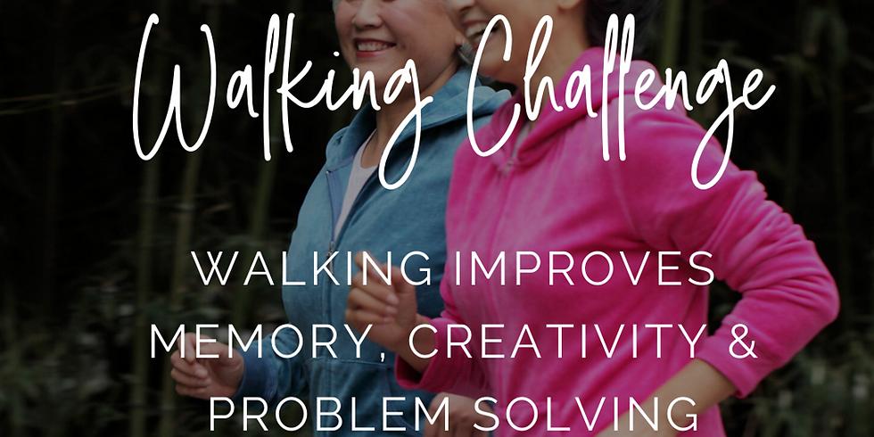 21-Day Walking Challenge