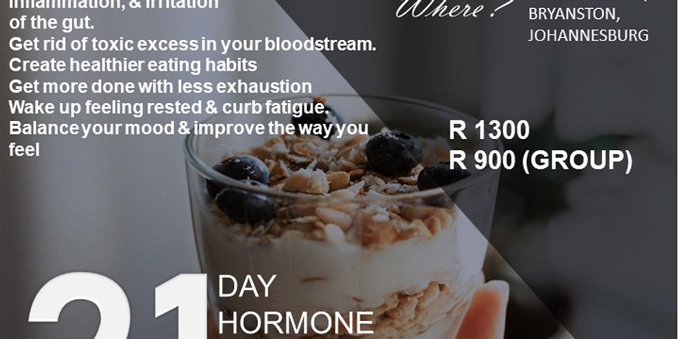 "21-Day ""Hormone Detox"" Program"