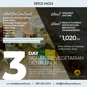 3-Day Signature Vegetarian Detox Pack.pn