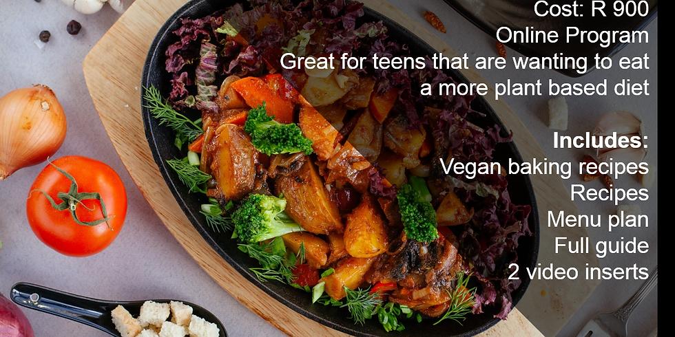 14-Day Vegan Family Program