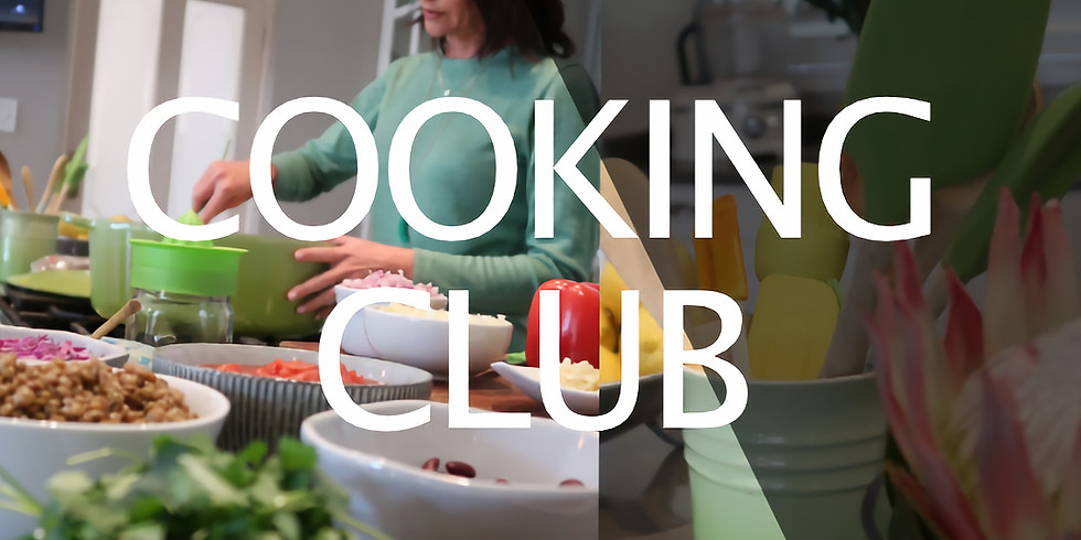 """Health Yourself """"Cooking Club"""""""