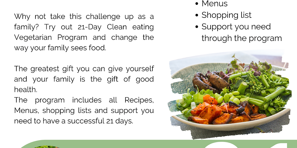 21-Day Clean Eating