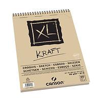 Canson XL Kraft   קראפט