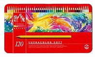 עפרונות אקוורל 1/120 קארנדאש