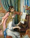 צביעה לפי מספר - פסנתר
