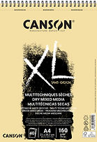 Canson XL Sand Grain   גרעון חולי