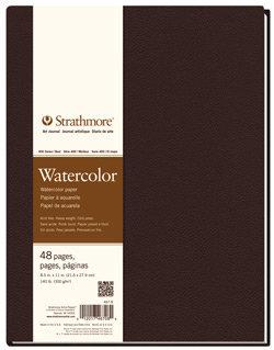 בלוק צבע מים סטרטמור סדרה 400 כריכה קשה Art Journal 14/21.6