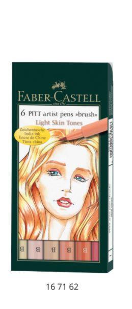 Pitt Artist Pen Brush - Light skin