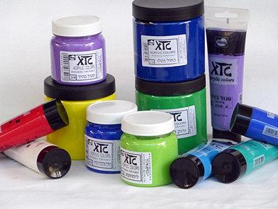 צבע אקריליק XTC 220מל