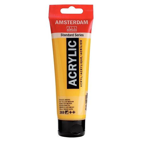 Azo yellow medium 269