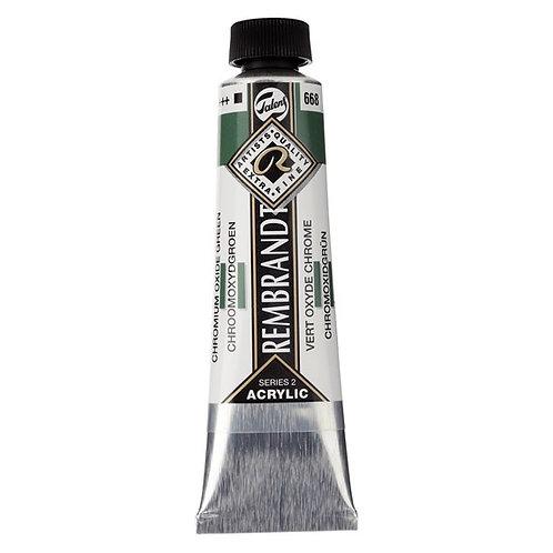 Chromium Oxide Green 668