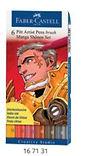Pitt Artist Pen Brush Manga Sets