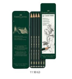 Castell 9000 Graphite pencil Sets