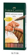 Pitt Artist Pen Brush -Terra