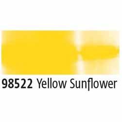 אבקה לצביעת בד קרוייל צהוב חמניה 98522