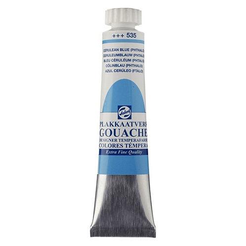 גואש Cerulean Blue Phthalo 535