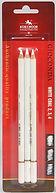 עפרון פחם לבן סט 3