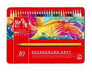 עפרונות אקוורל 1/30 קארנדאש