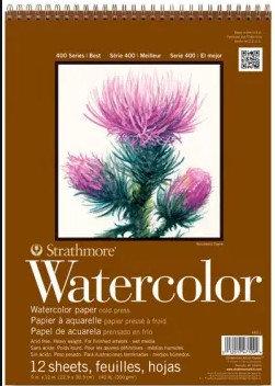 בלוק צבע מים סטרטמור סדרה 400 ספירלה 22.8/30.5