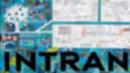 IntraNote virksomhedsportræt brand-ART
