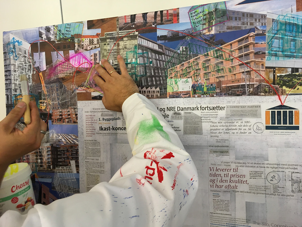Serious ART workshop, NRE.