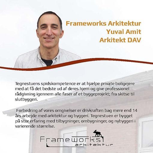 Frameworks Arkitektur - Yuval Amit - Arkitet DAV