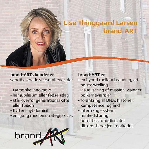 brand-ART - Lise Thinggaard