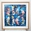 Thumbnail: 8600(1) - Kunsttryk 40 x 40 cm