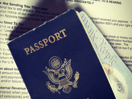 Qui a besoin d'un passeport?