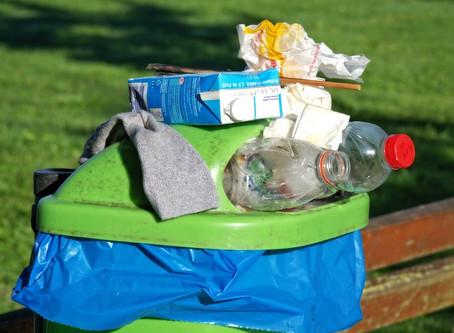 Tagga qualcuno che conosci per: Eliminazione dei rifiuti...