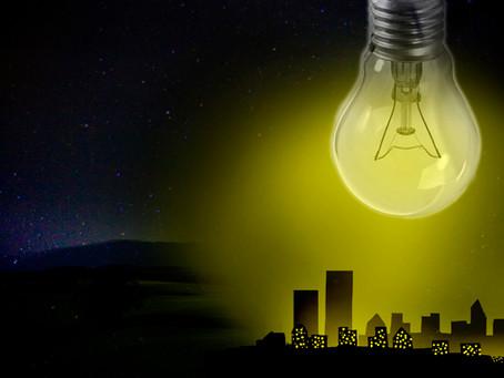 Was ist Lichtverschmutzung ?