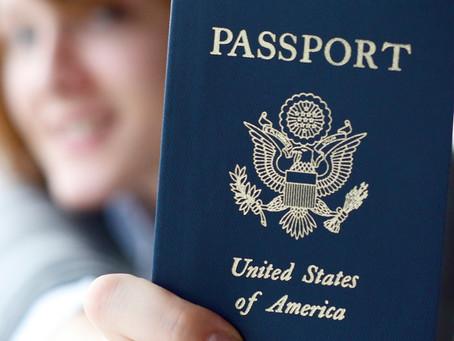 Wie heeft een paspoort nodig?