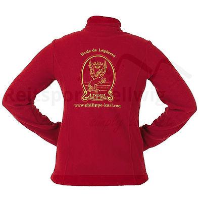 Jacket bordeaux available at Reitsport Hellwig