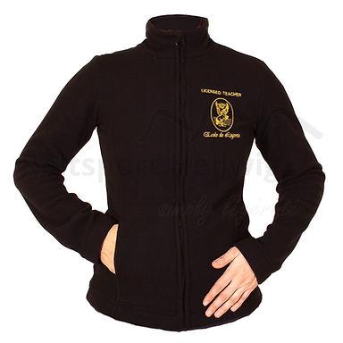 Jacket black available at Reitsport Hellwig