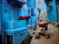 Exploring Blue Streets (Bhrampuri) of Jodhpur, Rajasthan with Nisha Poonia