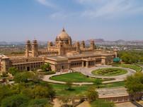 Experience Umaid Bhawan Palace with Ananya Dobhal