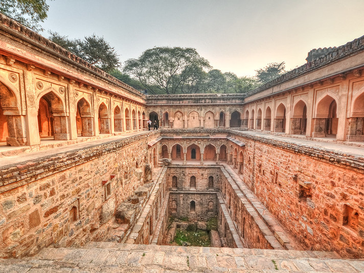 Trailing through the Mehrauli Archaeological Park with Moby Sara Zachariah