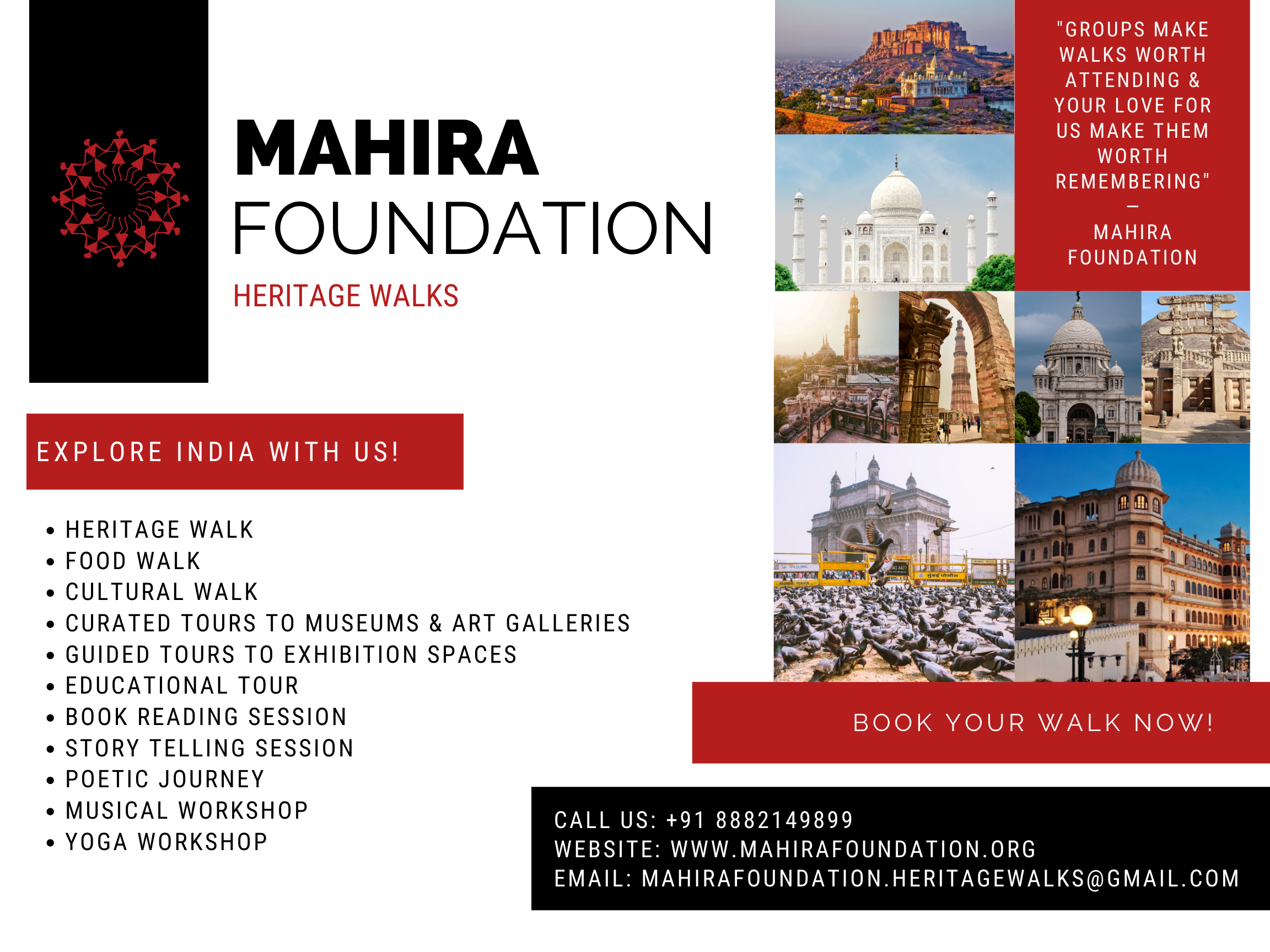 Heritage Walks (India)